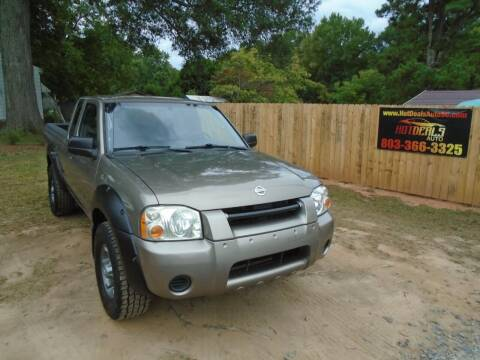 2004 Nissan Frontier for sale at Hot Deals Auto LLC in Rock Hill SC