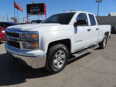 2014 Chevrolet Silverado 1500 for sale at Moving Rides in El Paso TX