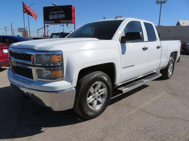 2014 Chevrolet Silverado 1500 for sale at Moving Rides in El Paso TX