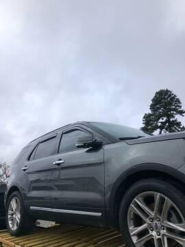 2016 Ford Explorer for sale at Mega Cars of Greenville in Greenville SC