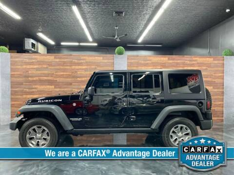 2016 Jeep Wrangler Unlimited for sale at RoseLux Motors LLC in Schnecksville PA