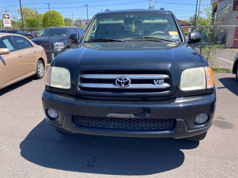 2003 Toyota Sequoia for sale at Michaels Used Cars Inc. in East Lansdowne PA