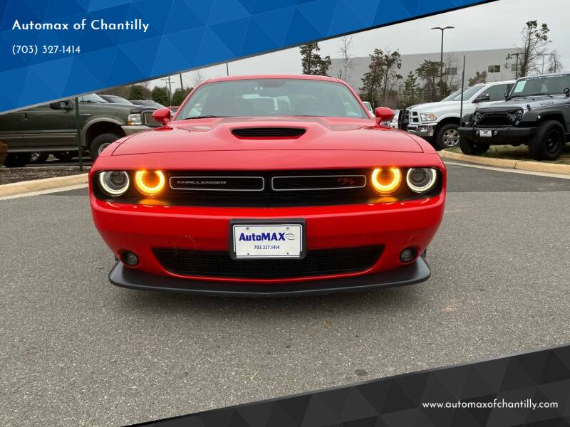 2019 Dodge Challenger for sale at Automax of Chantilly in Chantilly VA