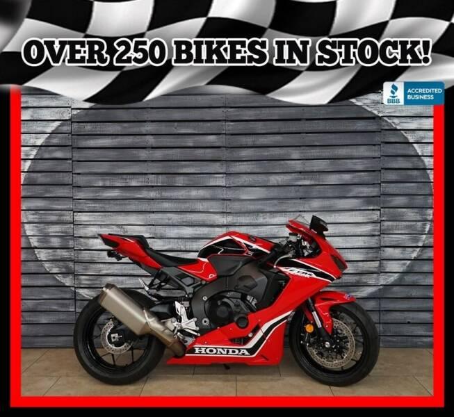 2017 Honda CBR1000RR for sale at Motomaxcycles.com in Mesa AZ