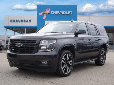2018 Chevrolet Tahoe for sale at Suburban Chevrolet of Ann Arbor in Ann Arbor MI