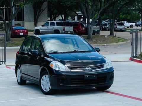 2011 Nissan Versa for sale at Texas Drive Auto in Dallas TX
