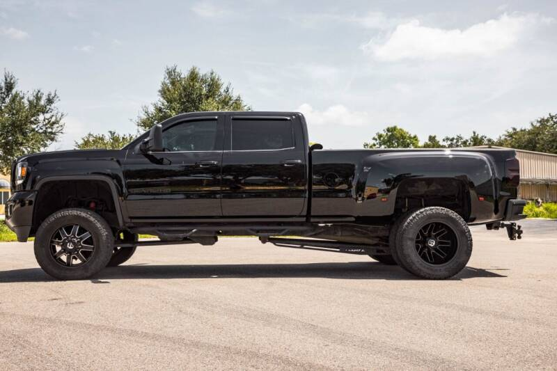 2015 GMC Sierra 3500HD for sale at Exquisite Auto in Sarasota FL