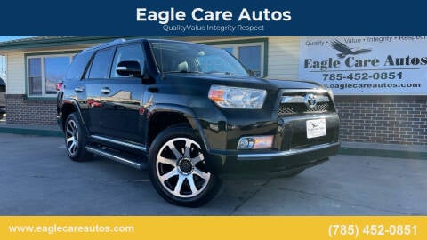 2011 Toyota 4Runner for sale at Eagle Care Autos in Mcpherson KS