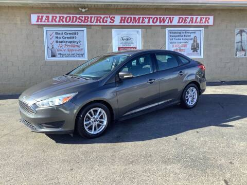 2015 Ford Focus for sale at Auto Martt, LLC in Harrodsburg KY
