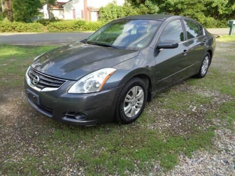 2011 Nissan Altima for sale at Liberty Motors in Chesapeake VA