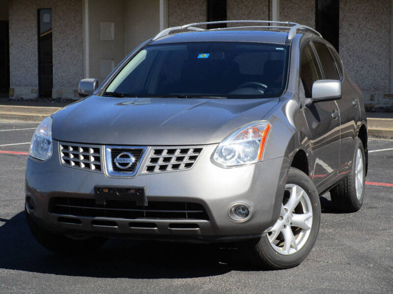 2008 Nissan Rogue for sale at Ritz Auto Group in Dallas TX