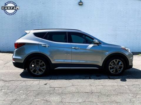 2017 Hyundai Santa Fe Sport for sale at Smart Chevrolet in Madison NC