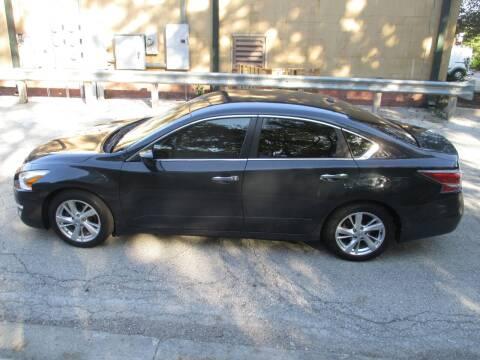 2014 Nissan Altima for sale at RENNSPORT Kansas City in Kansas City MO