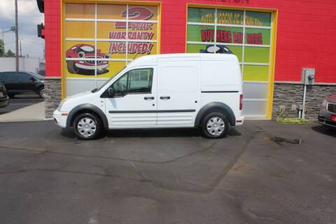 2011 Ford Transit Connect for sale at AUTO EXPRESS OF HAMILTON LLC in Hamilton OH