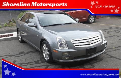2005 Cadillac STS for sale at Shoreline Motorsports in Waterbury CT