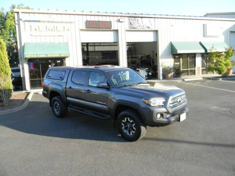 2016 Toyota Tacoma for sale at PREMIER MOTORSPORTS in Vancouver WA