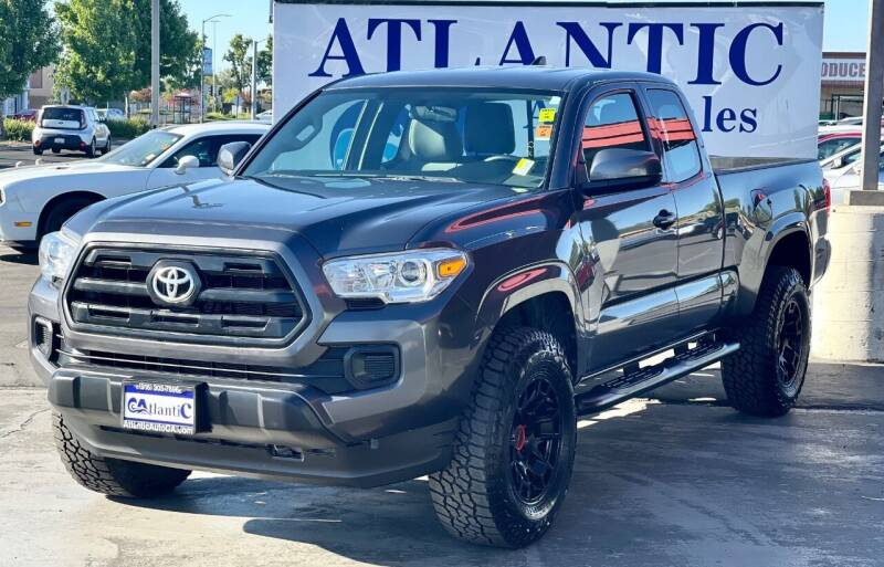2017 Toyota Tacoma for sale in Sacramento, CA
