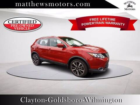 2018 Nissan Rogue Sport for sale at Auto Finance of Raleigh in Raleigh NC