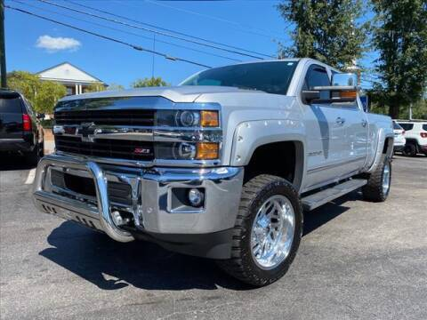 2016 Chevrolet Silverado 2500HD for sale at iDeal Auto in Raleigh NC