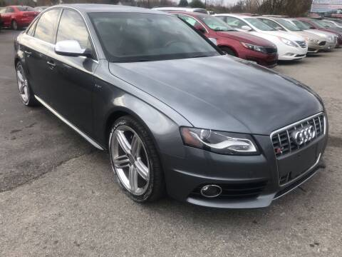 2012 Audi S4 for sale at Tennessee Auto Brokers LLC in Murfreesboro TN