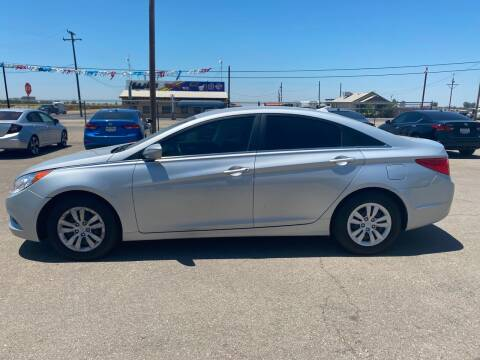 2011 Hyundai Sonata for sale at First Choice Auto Sales in Bakersfield CA