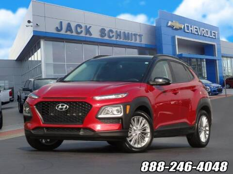 2020 Hyundai Kona for sale at Jack Schmitt Chevrolet Wood River in Wood River IL