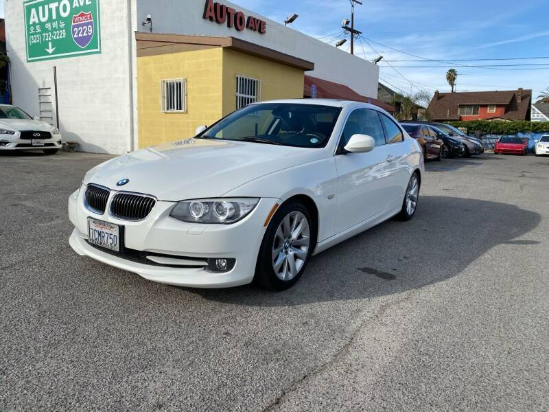 2013 BMW 3 Series for sale at Auto Ave in Los Angeles CA