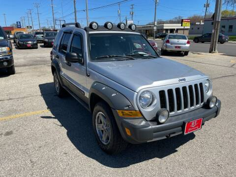 2006 Jeep Liberty for sale at G T Motorsports in Racine WI