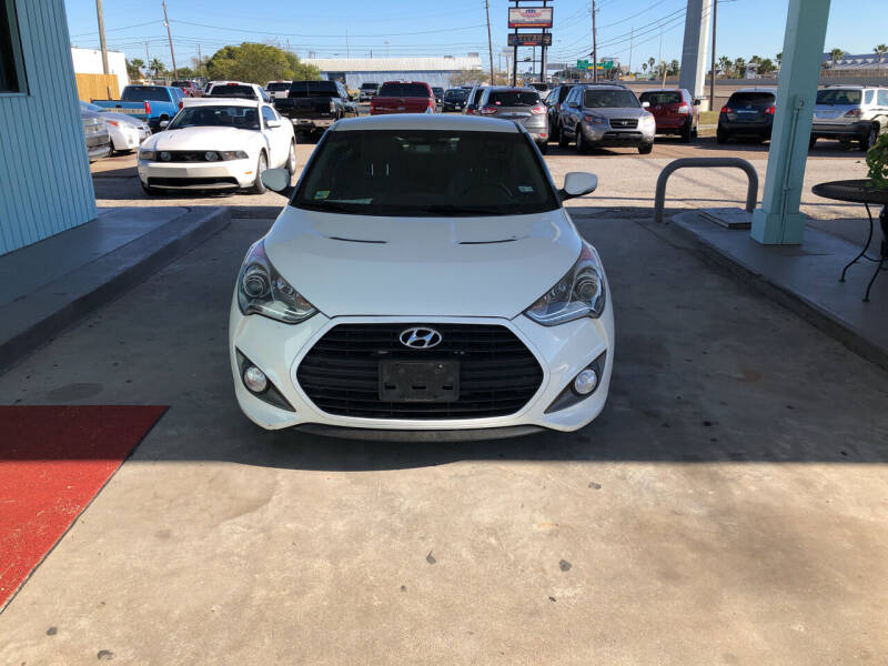 2013 Hyundai Veloster for sale at Max Motors in Corpus Christi TX