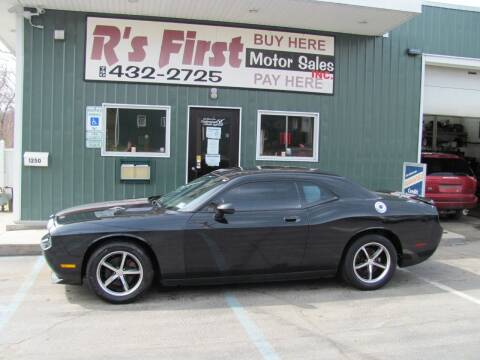 2010 Dodge Challenger for sale at R's First Motor Sales Inc in Cambridge OH