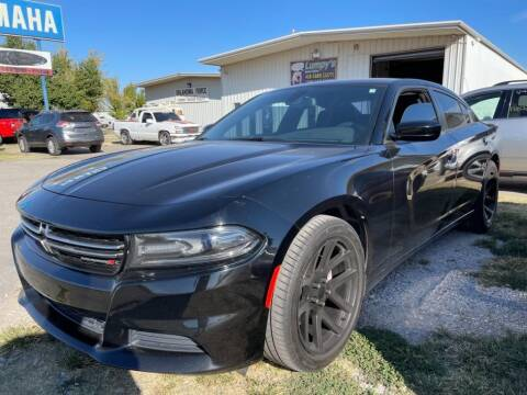 2015 Dodge Charger for sale at Lumpy's Auto Sales in Oklahoma City OK