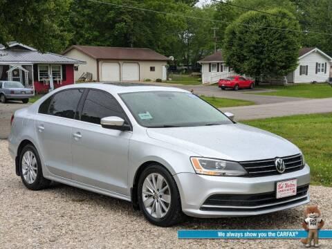 2015 Volkswagen Jetta for sale at Bob Walters Linton Motors in Linton IN