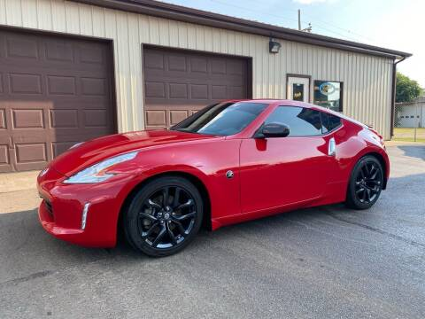 2017 Nissan 370Z for sale at Ryans Auto Sales in Muncie IN