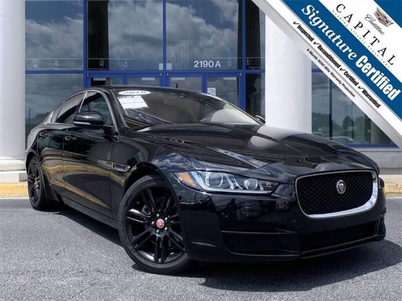 2018 Jaguar XE for sale at Capital Cadillac of Atlanta in Smyrna GA