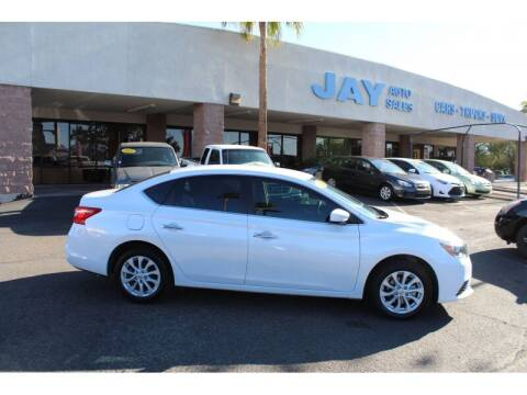 2019 Nissan Sentra for sale at Jay Auto Sales in Tucson AZ