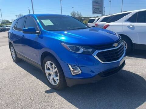 2019 Chevrolet Equinox for sale at Mann Chrysler Dodge Jeep of Richmond in Richmond KY