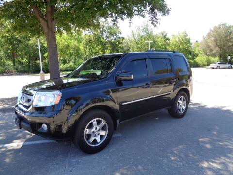 2009 Honda Pilot for sale at ACH AutoHaus in Dallas TX
