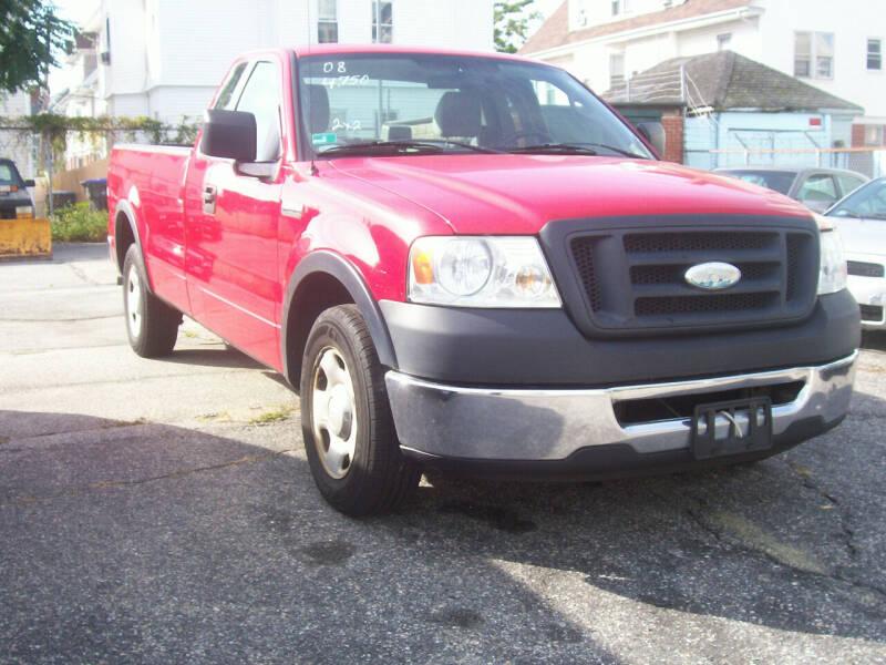 2008 Ford F-150 for sale at Dambra Auto Sales in Providence RI