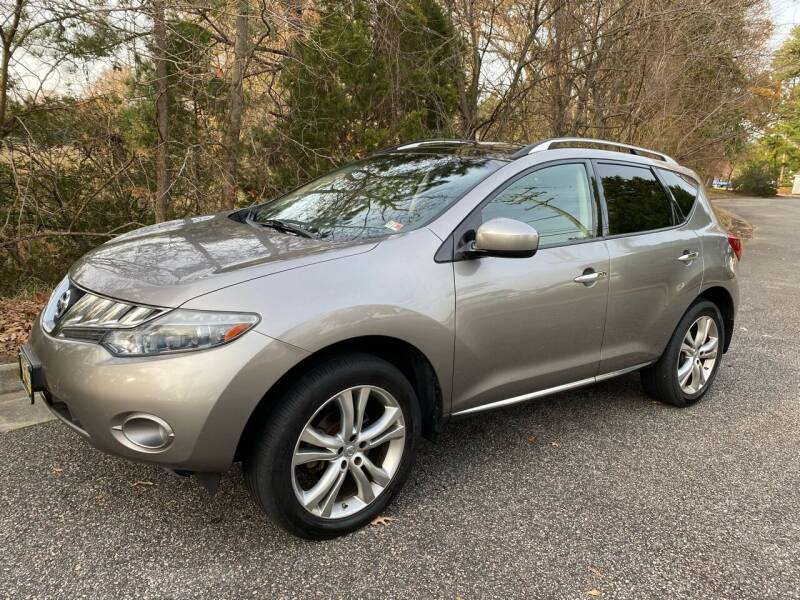2010 Nissan Murano for sale at Coastal Auto Sports in Chesapeake VA
