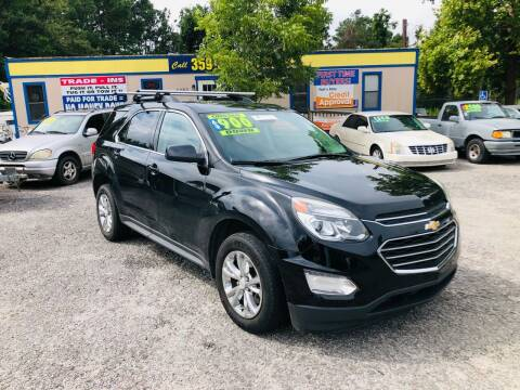 2017 Chevrolet Equinox for sale at Capital Car Sales of Columbia in Columbia SC