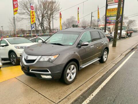 2010 Acura MDX for sale at JR Used Auto Sales in North Bergen NJ