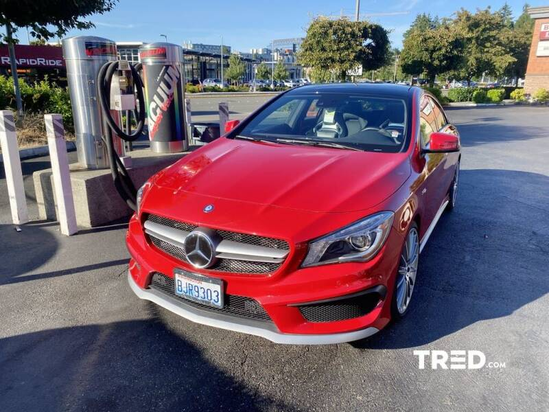 2014 Mercedes-Benz CLA for sale in Seattle, WA