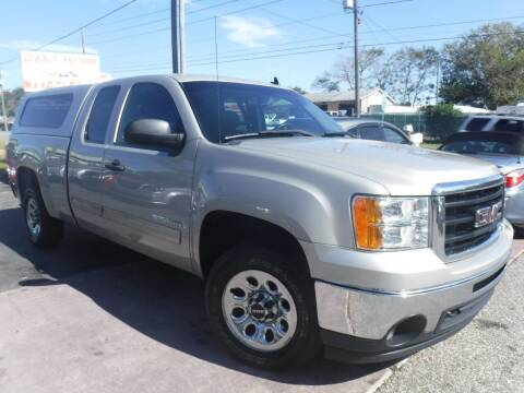 2009 GMC Sierra 1500 for sale at LEGACY MOTORS INC in New Port Richey FL