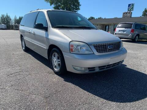 2004 Ford Freestar for sale at Hillside Motors Inc. in Hickory NC