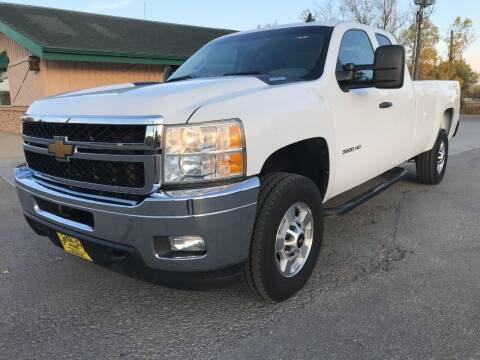2013 Chevrolet Silverado 3500HD for sale at Central City Auto West in Lewistown MT