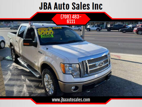 2011 Ford F-150 for sale at JBA Auto Sales Inc in Stone Park IL