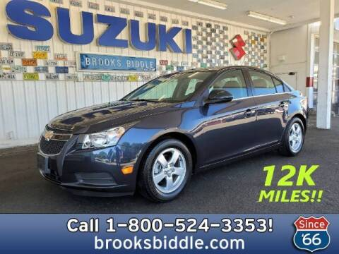 2014 Chevrolet Cruze for sale at BROOKS BIDDLE AUTOMOTIVE in Bothell WA