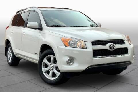 2011 Toyota RAV4 for sale at CU Carfinders in Norcross GA