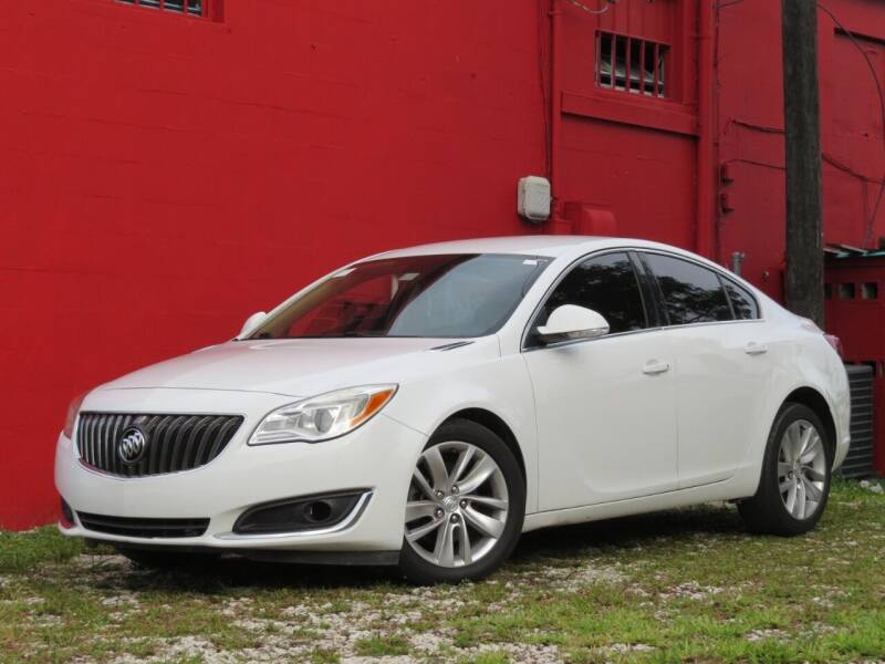 2014 Buick Regal for sale at DK Auto Sales in Hollywood FL