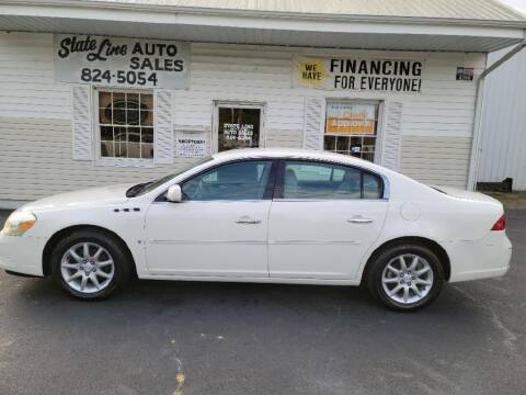 2008 Buick Lucerne for sale at STATE LINE AUTO SALES in New Church VA